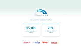 FINANZAS PERU WEB   AFP